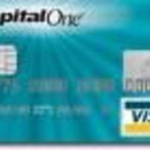 Capital One - Visa Card