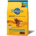 Pedigree Adult Complete Nutrition Small Crunchy Bites Dry Food