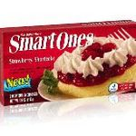 Weight Watchers - Smart Ones Strawberry Shortcake