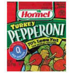 Hormel Turkey Pepperoni