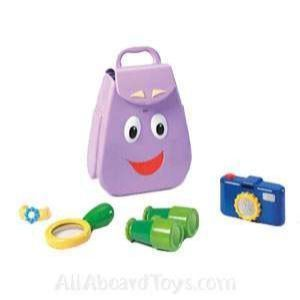 Fisher-Price Dora the Explorer: My Talking Backpack