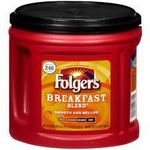 Folgers Breakfast Blend Coffee