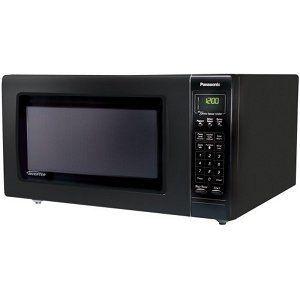 Panasonic 1250 Watt 2.2 Cubic Feet Inverter Microwave Oven H965BF