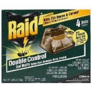 Raid Double Control Ant Baits