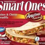Weight Watchers Smart Ones Chicken & Cheese Quesadilla