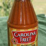 Carolina Treet Original Barbecue Sauce (for chicken mainly)