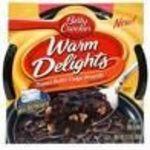 Betty Crocker Warm Delights Hot Fudge Brownie