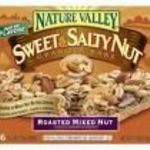 Nature Valley - Sweet & Salty Nut Granola Bars