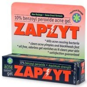 Zapzyt Maximum Strength Acne Treatment Gel Reviews Viewpoints Com