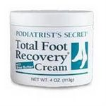 Podiatrist's Secret Total Foot Recovery Cream - Original Formula