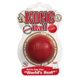 KONG Rubber Ball