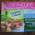 Green Giant Simply Steam Seasoned Garden Vegetable Medley