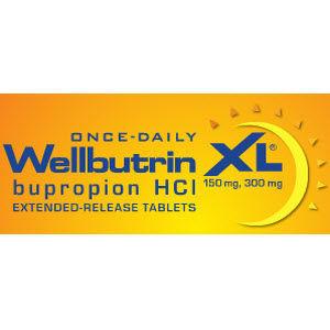 Wellbutrin Bupropion Hydrochloride
