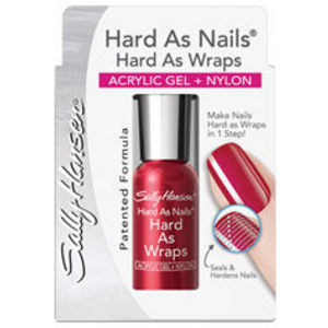 Sally Hansen Hard As Nails Hard As Wraps - All Shades