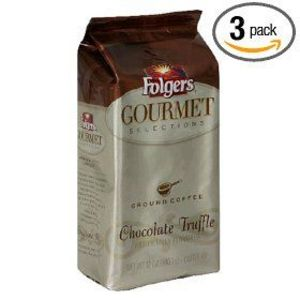 Folgers Gourmet Selections Chocolate Truffle Coffee