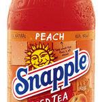 Snapple - Peach Iced Tea