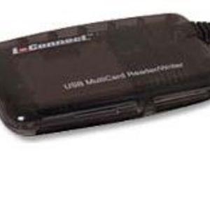 Inland USB 2.0 Multi-Card Reader
