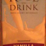 Trader Joe's Rice Drink - All Varieties