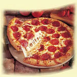 Hunt Brothers Pizza (sold at convenience stores)