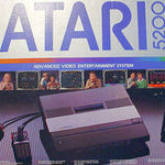 Atari - 5200 Advanced Video Entertainment System