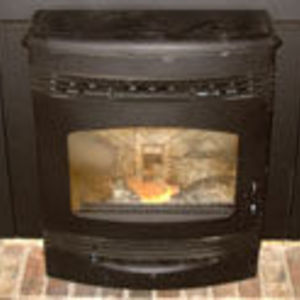 Quadra Fire Santa Fe Pellet Insert Heater