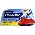 Reynolds Handi-Vac Vacuum Food Storage System