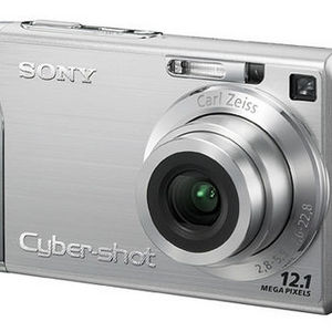Sony - Cybershot W200 Digital Camera