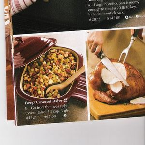 Pampered Chef Stoneware