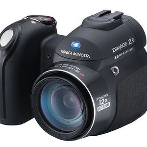 Konica Minolta - DiMAGE Z3 Digital Camera