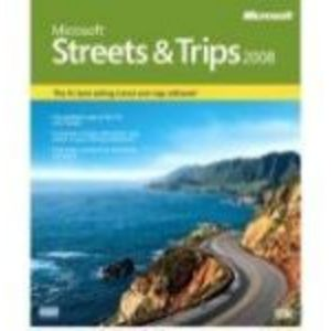 Microsoft Streets and Trips 2008 with GPS