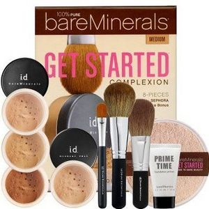 Bare Escentuals bareMinerals Get Started Kit - All Shades/Textures