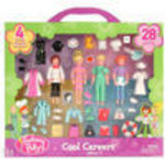 Mattel Polly Pocket Cool Careers Gift Set