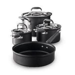 Pampered Chef Executive Cookware