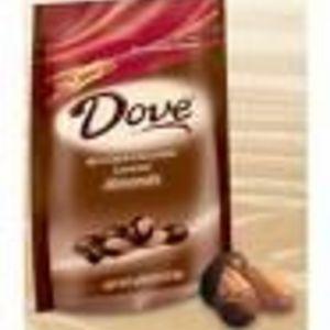 Dove Dark Chocolate Covered Almonds