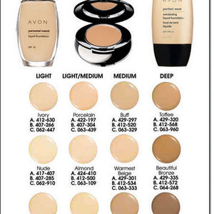Avon Foundation - All Products
