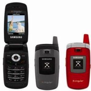 Samsung - SGH-C417 Cell Phone