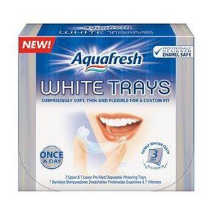 Aquafresh Teeth Whiteing Trays