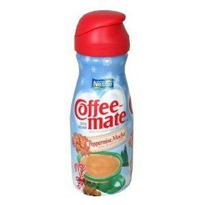 Nestle Coffee-Mate Peppermint Mocha Liquid Creamer
