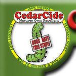 Cedarcide Natural Cedar Oil Yard Spray