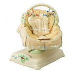 Fisher-Price Soothing Motions Glider Baby Swing