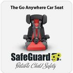 SafeGuard GO Hybrid Booster Seat