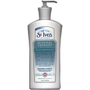 St. Ives Mineral Therapy Lotion