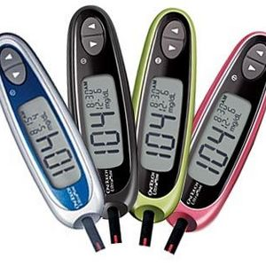 One Touch Ultra Mini Blood Glucose Monitor
