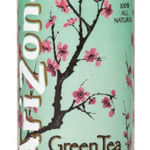 Arizona - Green Tea With Honey and Ginseng