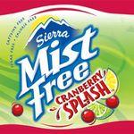 Sierra Mist Free - Cranberry Splash