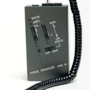 Voice Changer II (New Style) - Phone Adapter