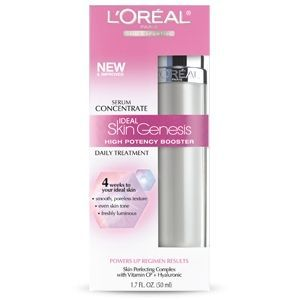 L'Oreal Ideal Skin Genesis Daily Treatment Serum Concentrate