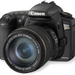 Canon - 20D