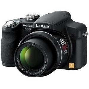 Panasonic LUMIX Digital Camera DMC-FZ18