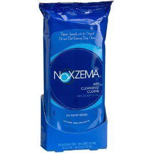 Noxzema Wet Cleansing Cloths